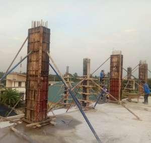 คุณกอล์ฟ งานก่อสร้างอาคารพาณิชย์